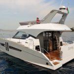 Nautique services La Rochelle - Vente de bateau à La Rochelle - Aventura Catamarans Power 10
