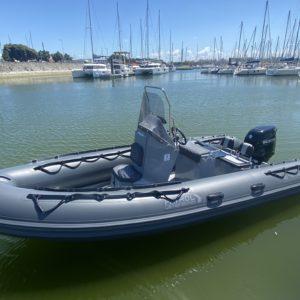 Nautique services La Rochelle - Vente de bateau à La Rochelle - 3D Tender Patrol 550