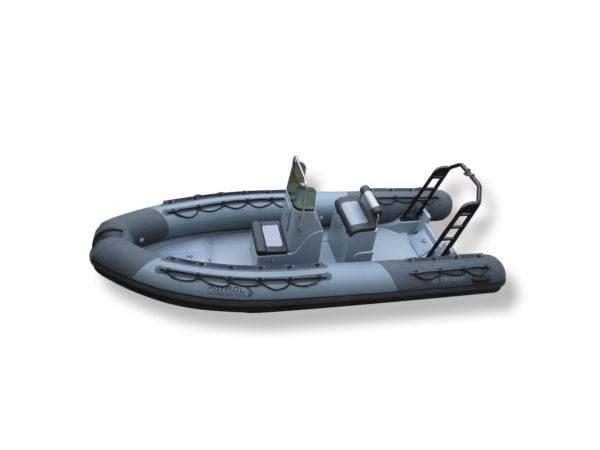 Nautique services La Rochelle - Vente de bateau à La Rochelle - Semi rigide 3D Tender Patrol 530