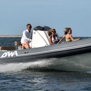 Nautique services La Rochelle - Vente de bateau à La Rochelle - BWA Sport 26 GTO