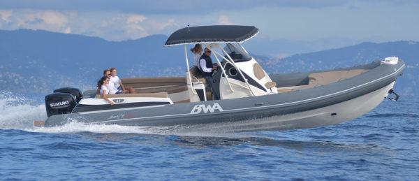 Nautique services La Rochelle - Vente de bateau à La Rochelle - BWA Sport 33 GTO