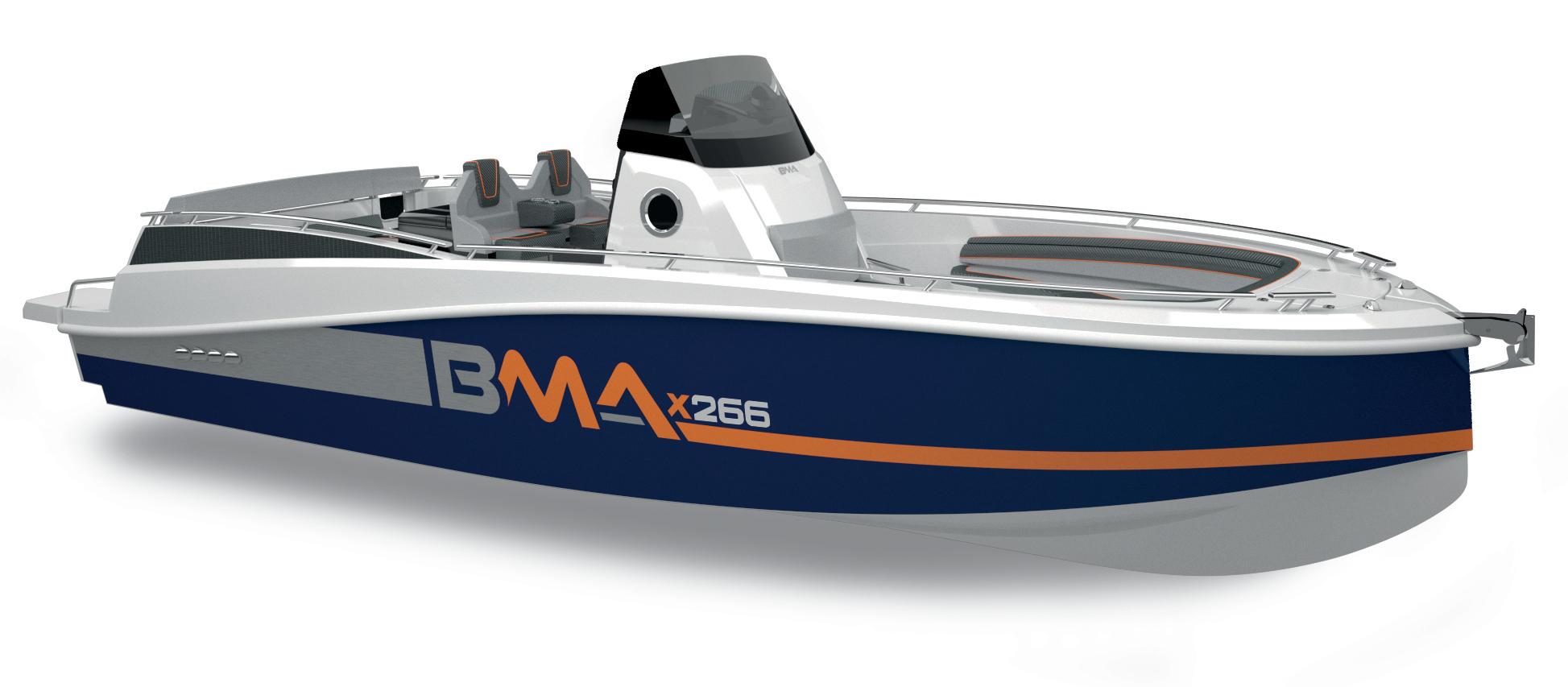 Nautique services La Rochelle - Vente de bateau à La Rochelle - BMA X266
