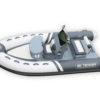 Nautique services La Rochelle - Vente de bateau à La Rochelle - Semi rigide 3D Tender Lux 440