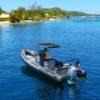 Nautique services La Rochelle - Vente de bateau à La Rochelle - Semi rigide 3D Tender Patrol 760