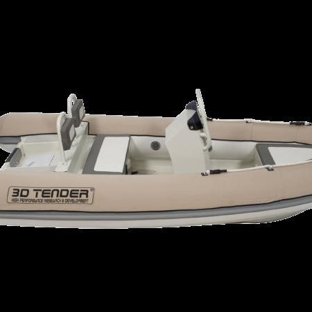 Nautique services La Rochelle - Vente de bateau à La Rochelle - 3D Tender Dream 340