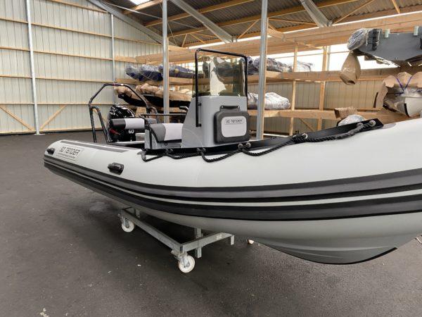 Nautique services La Rochelle - Vente de bateau à La Rochelle - 3D Tender Dream 540
