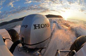 Nautique services La Rochelle - Vente de bateau à La Rochelle - Moteur Honda hors bord