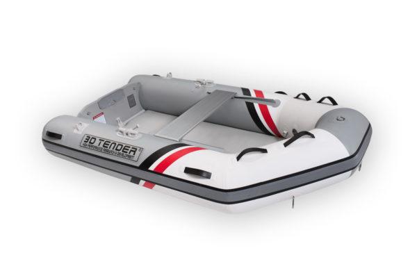 Nautique services La Rochelle - Vente de bateau à La Rochelle - Annexe 3D Tender Twin V-Shape 290