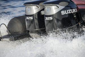 Nautique services La Rochelle - Vente de bateau à La Rochelle - Moteur Suzuki hors bord