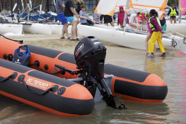 Nautique services La Rochelle - Vente de bateau à La Rochelle - 3D Tender Rescue Boat