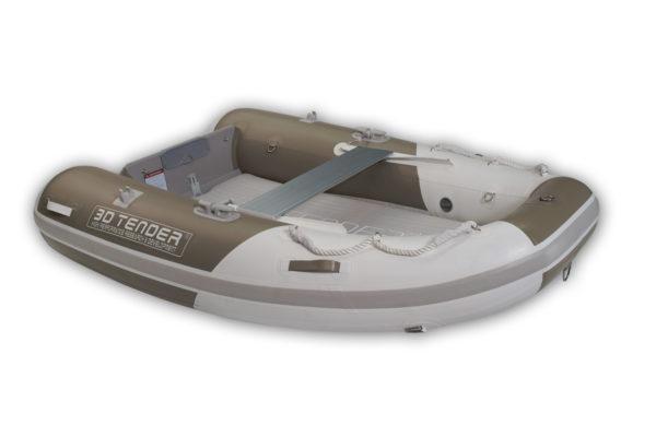 Nautique services La Rochelle - Vente de bateau à La Rochelle - Annexe 3D Tender Twin Fastcat 260
