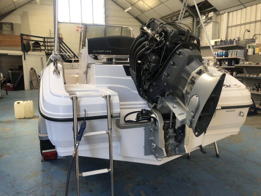 Nautique services La Rochelle - Vente de bateau à La Rochelle - Entretien et réparation