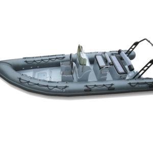 Nautique services La Rochelle - Vente de bateau à La Rochelle - Semi rigide 3D Tender Patrol 670