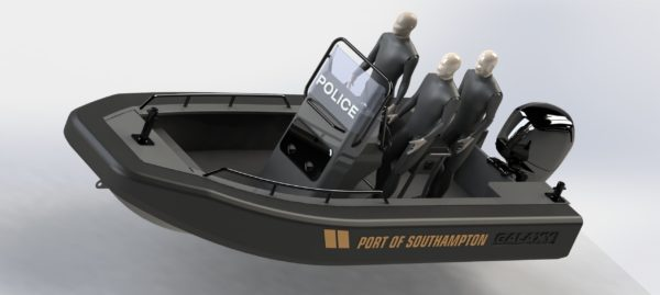 Nautique services La Rochelle - Vente de bateau à La Rochelle - 3D Tender T5