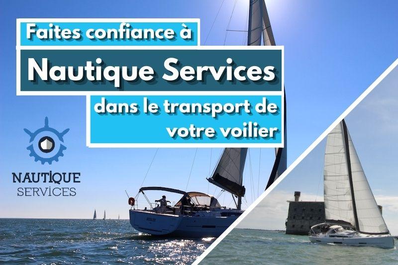 Nautique services La Rochelle - Vente de bateau à La Rochelle - Convoyage bateau