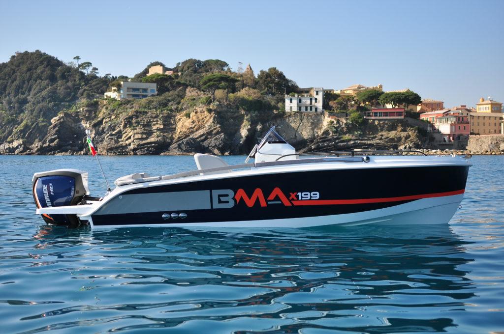 Nautique services La Rochelle - Vente de bateau à La Rochelle - BMA X199