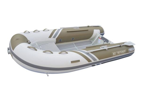 Nautique services La Rochelle - Vente de bateau à La Rochelle - Annexe 3D Tender Ultimate Rib 390