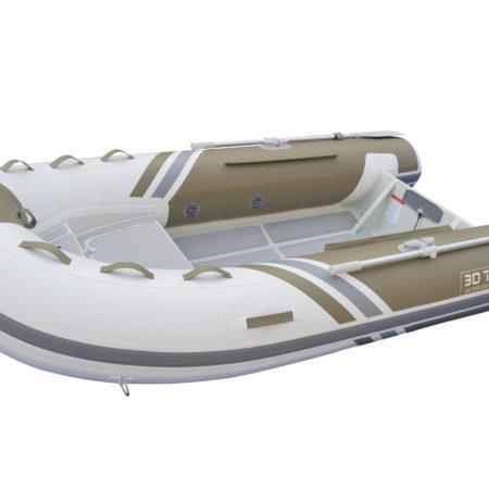 Nautique services La Rochelle - Vente de bateau à La Rochelle - Annexe 3D Tender Ultimate Rib 420