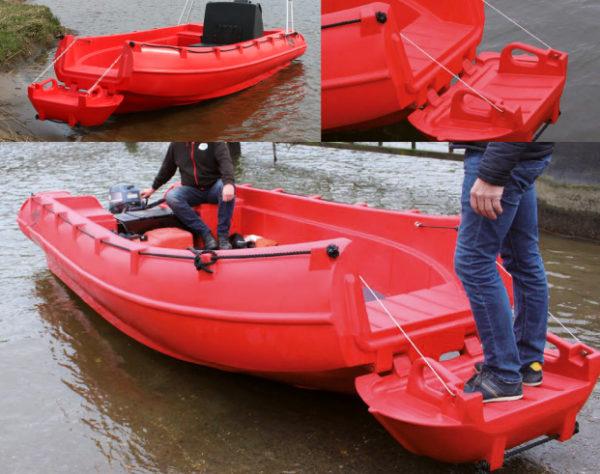 Nautique services La Rochelle - Vente de bateau à La Rochelle - Whaly 500R PRO