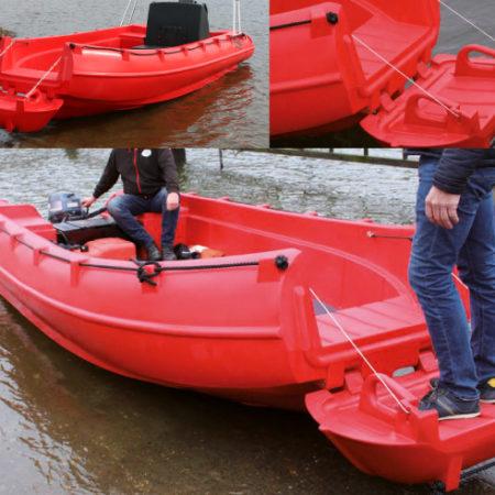Nautique services La Rochelle - Vente de bateau à La Rochelle - Whaly 500