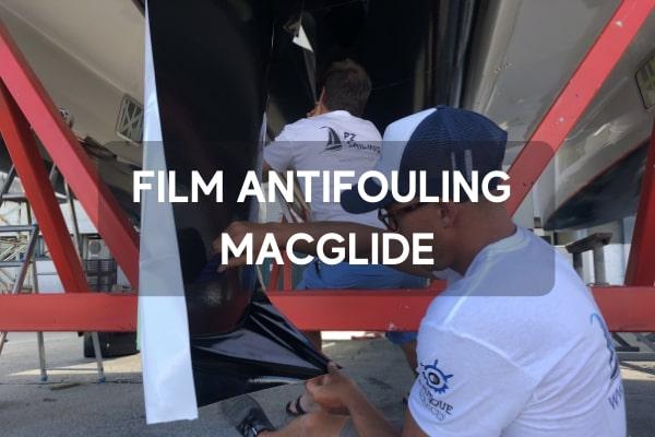 Nautique services La Rochelle - Vente de bateau à La Rochelle - Film Antifouling Macglide