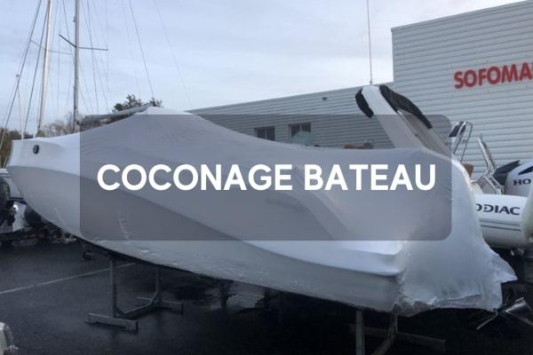 Nautique services La Rochelle - Vente de bateau à La Rochelle - Coconage bateau