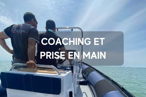 Nautique services La Rochelle - Vente de bateau à La Rochelle - Coaching et prise en main