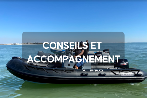Nautique services La Rochelle - Vente de bateau à La Rochelle - Conseils et accompagnement